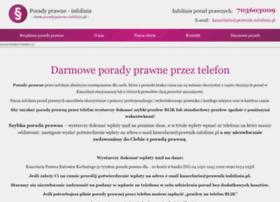 Poradyprawne-infolinia.pl thumbnail