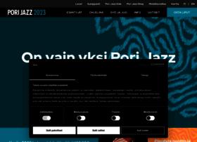 Porijazz.fi thumbnail