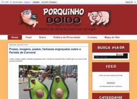Porquinhodoido.com.br thumbnail