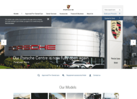 Porschebristol.co.uk thumbnail