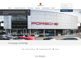 Porschecambridge.co.uk thumbnail
