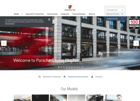 Porschemayfair.co.uk thumbnail