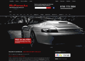Porschepartsused.co.uk thumbnail