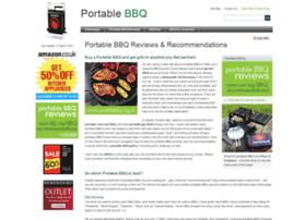 Portablebbq.org.uk thumbnail