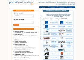 Portail-automatique.info thumbnail