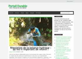 Portail-durable.org thumbnail