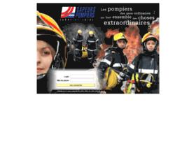 Portail.sdis71.fr thumbnail