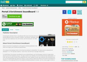 Portal-2-enrichment-soundboard.soft112.com thumbnail