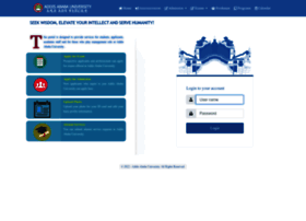 Portal.aait.edu.et thumbnail