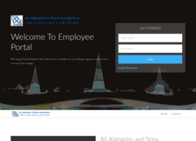 Portal.aas.com.kw thumbnail