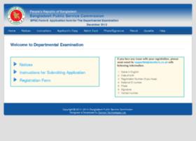 Portal.bpsc.gov.bd thumbnail
