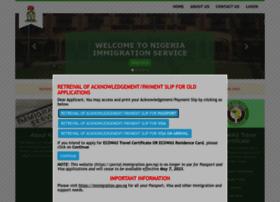 Portal.immigration.gov.ng thumbnail