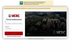 Portal.ucsc.cl thumbnail