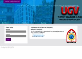 Portal.ugv.edu.bd thumbnail