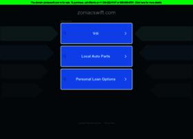 Portal.zoniacswift.com thumbnail