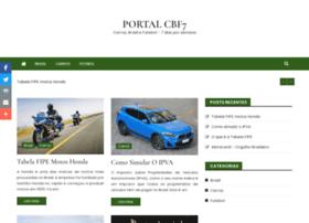 Portalcbf7.com.br thumbnail