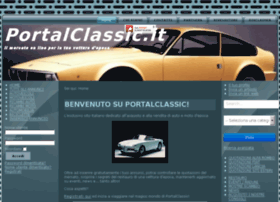Portalclassic.it thumbnail