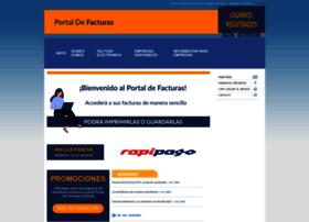 Portaldefacturas.com thumbnail