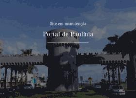 Portaldepaulinia.com.br thumbnail