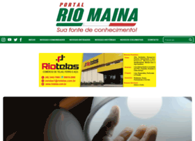 Portalriomaina.com thumbnail