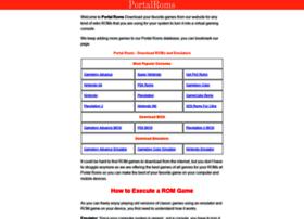Portalroms.net thumbnail