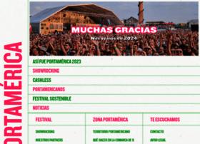 Portamerica.es thumbnail