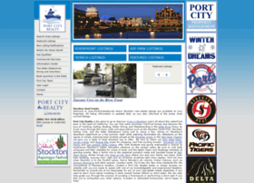Portcityrealty.net thumbnail