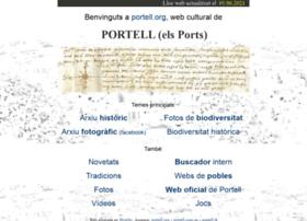 Portell.com.es thumbnail