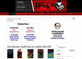 Portersquarebooks.com thumbnail