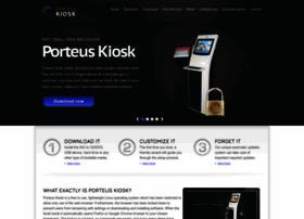 Porteus-kiosk.org thumbnail