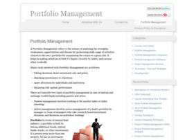 Portfoliomanagement.in thumbnail