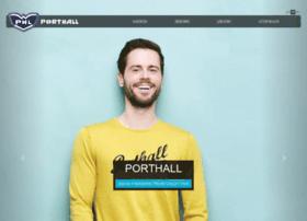 Porthall.com.tr thumbnail
