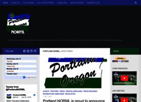 Portlandnorml.org thumbnail