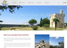 Portsaintlouis-tourisme.fr thumbnail