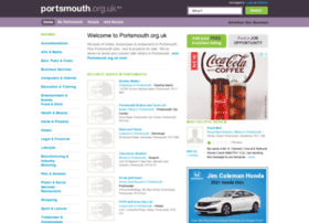 Portsmouth.org.uk thumbnail