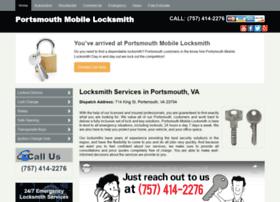 Portsmouthlocksmith.org thumbnail