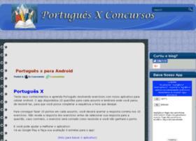 Portuguesxconcursos.com.br thumbnail