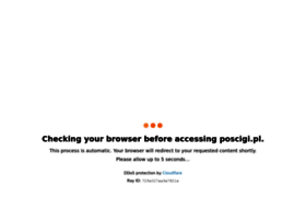 Poscigi.pl thumbnail
