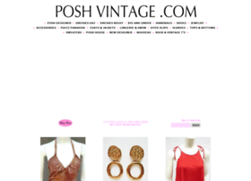 Poshvintage.com thumbnail