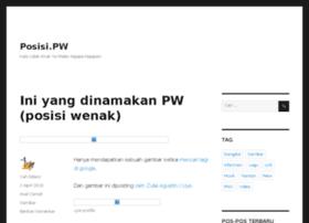 Posisi.pw thumbnail