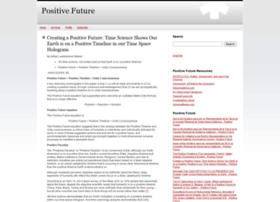 Positivefuture.info thumbnail