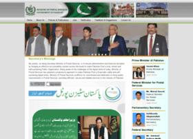 Post.gov.pk thumbnail
