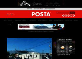 Posta.com.mx thumbnail