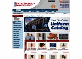 Postalproducts.com thumbnail