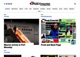 Postcourier.com.pg thumbnail