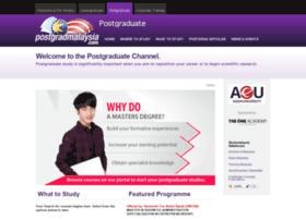 Postgrad.studymalaysia.com thumbnail
