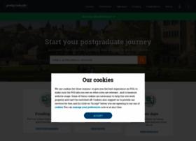 Postgraduatesearch.com thumbnail