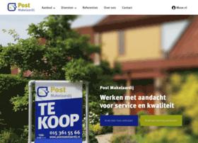 Postmakelaardij.nl thumbnail