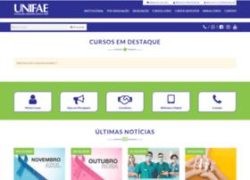 Posunifae.com.br thumbnail