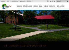 Potomacparkretreat.org thumbnail